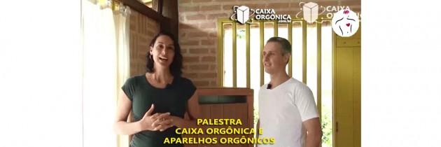 000 PALESTRA CAIXA ORGÔNICA E APARELHOS ORGÔNICOS